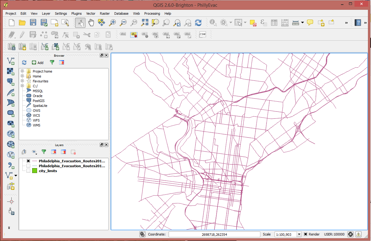 Putting Real Map Data in Unity Game Engine – Philly Game Jam